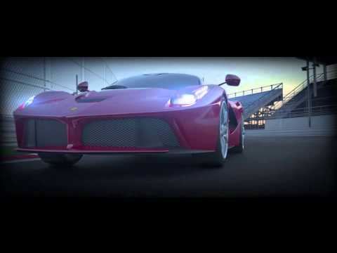 LaFerrari -- focus on vehicle dynamics