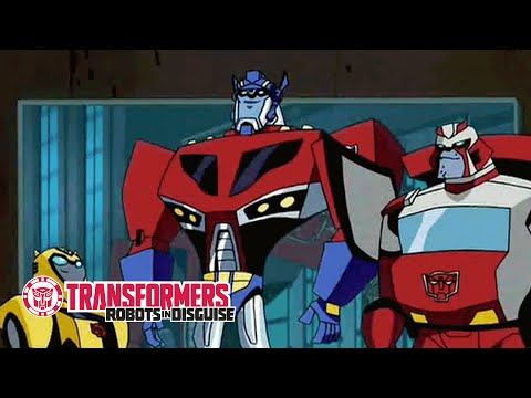 TRANSFORMERS Hall of Fame: Optimus Prime