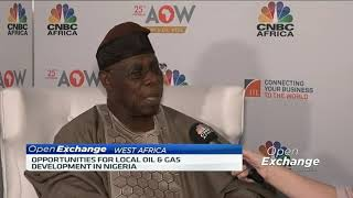 Obasanjo speaks on importance of AfCFTA, opportunities in Nigeria's oil & gas industry - ABNDIGITAL
