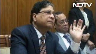 CJI के खिलाफ महाभियोग प्रस्ताव खारिज: जानियें क्या है वजह - NDTVINDIA