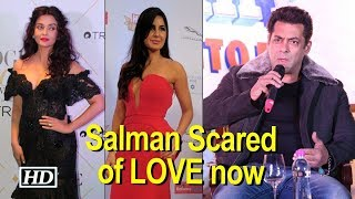 Salman Khan ACCEPTED- He is scared of LOVE a lot - IANSINDIA