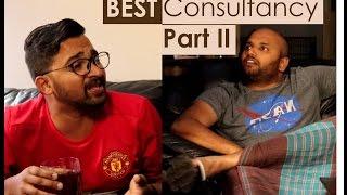 Best Consultancy - Part 2 || Latest Telugu Comedy Short Film 2017 | English subtitles - YOUTUBE