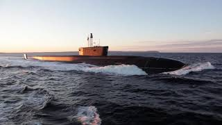 Meet Russia's latest nuclear-powered Borei-class intercontinental ballistic missile submarine - RUSSIATODAY