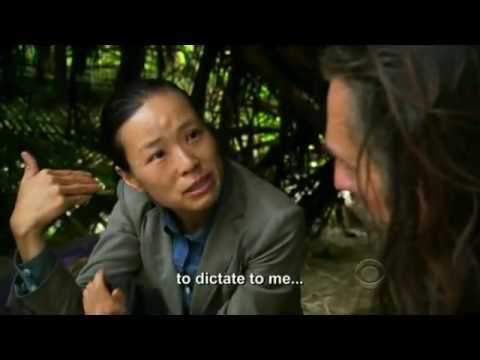 SURVIVOR SOUTH PACIFIC: Edna Watch Moment #1