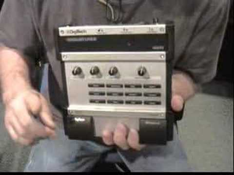 Digitech Vocalist live 2 Demo