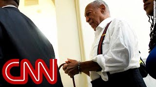See Bill Cosby leave court in handcuffs - CNN