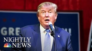 Pres. Donald Trump: 'I Haven't Called Russia In Ten Years' | NBC Nightly News - NBCNEWS