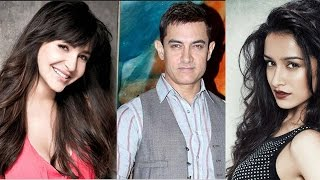 Bollywood News in 1 minute - 18/12/2014 - Aamir Khan, Shraddha Kapoor,Anushka Sharma