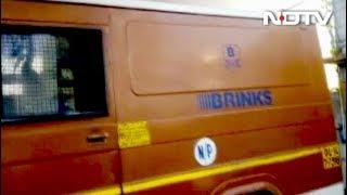 गाजियाबाद में चेकिंग के दौरान 109 किलो सोना बरामद - NDTVINDIA