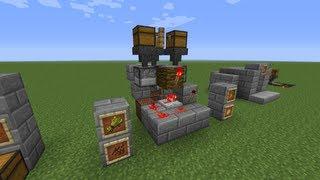 Minecraft - Tutorial: Mini Farm