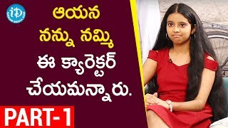 Boy Movie Actors Tulya Jyothi, Lakshya Sinha & Sahiti Interview Part #1 || Talking Movie With iDream - IDREAMMOVIES