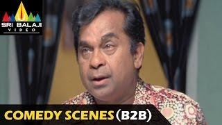Brahmanadam Venu Madhav Comedy Scenes | Back to Back Comedy Scenes | Sri Balaji Video - SRIBALAJIMOVIES