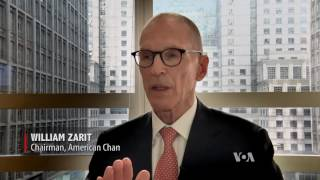 Business Survey Sees Foreign Business Climate Worsening in China - VOAVIDEO