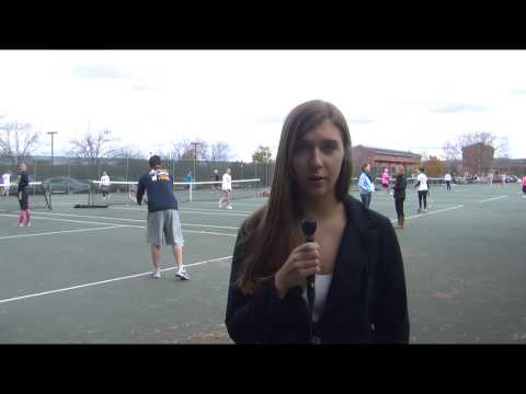 Tennis for Tatas: Alyssa Gilliam