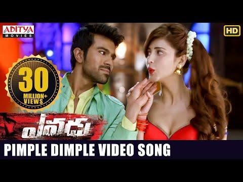 Yevadu Movie - Pimple Dimple Full Video Song - Ram Charan, Shruti Hassan