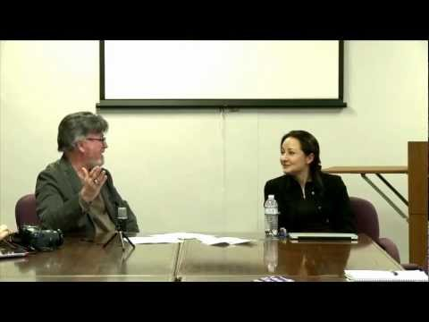 GMRC presents Zeba Bakhtiar, October 18th, 2012 - Part 1