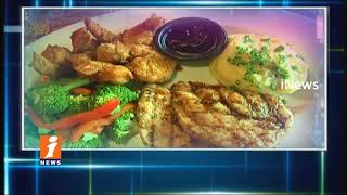 Restaurants Introduced Special Foreign Countries Foods In Sujana Mall   Hyderabad   iNews - INEWS