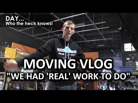 The Big Move Day 12+ - A truly MOVE-ing experience…
