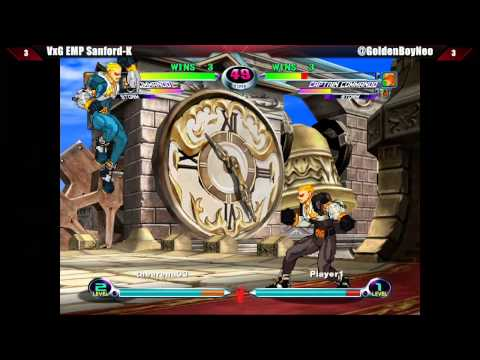 Marvel vs Capcom 2 - 4 Man Exhibition - East Coast Throwdown V - Part 1