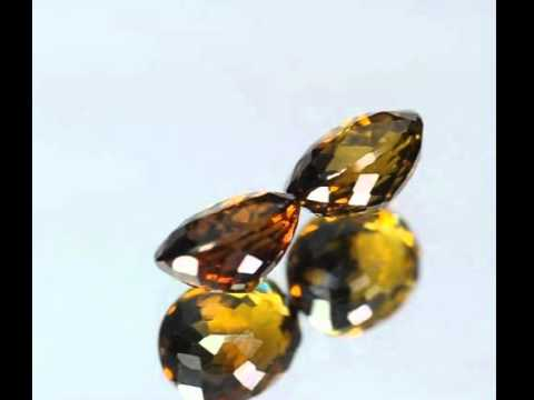 Batu mulia colour change garnet 1 5ct