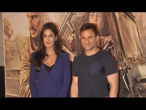 Grand Trailer Launch Of 'Phantom'   Saif Ali Khan & Katrina Kaif