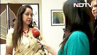 मतदाताओं को पता है कि वोट किसे देना है- हेमा मालिनी - NDTVINDIA
