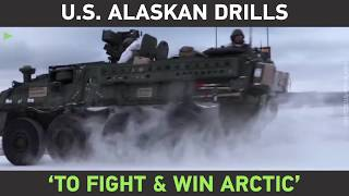 US forces staging biggest drills in Alaska in three decades as battle for Arctic dominance continues - RUSSIATODAY