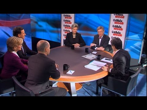 Inauguration Speech History, President Obama's 2nd Term in Office: 'This Week' Roundtable