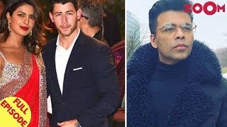 Priyanka and Nick to GET MARRIED in December? Why Karan Johar is AVOIDING to talk on #MeToo? & more - ZOOMDEKHO