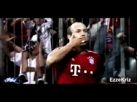 Arjen robben Goals & Skills 2011- 2012 HD
