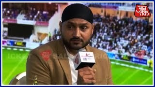 India Favourites Even Without Kohli, Says Harbhajan Singh | Salaam Cricket 2018 - AAJTAKTV