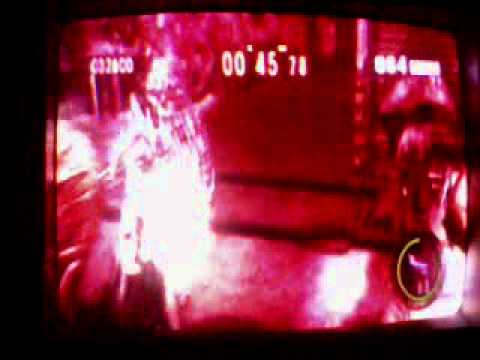 Resident evil 5 the mines shoot combo