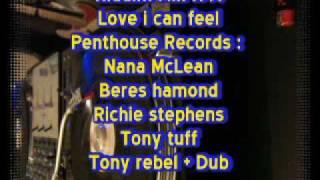 Love i can feel riddim 1991 - Penthouse Records.avi view on youtube.com tube online.