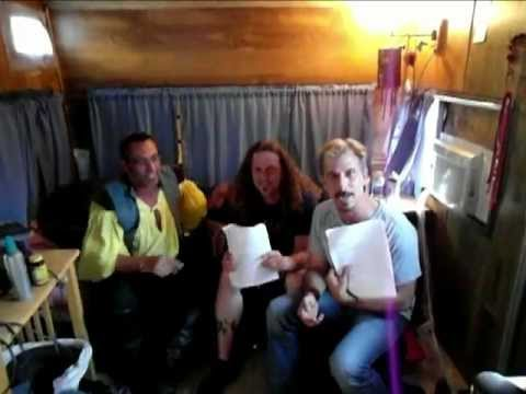 Tortuga Christmas Show Read-Thru - Kickstarter Video #6...from the Carolina Renaissance Festival