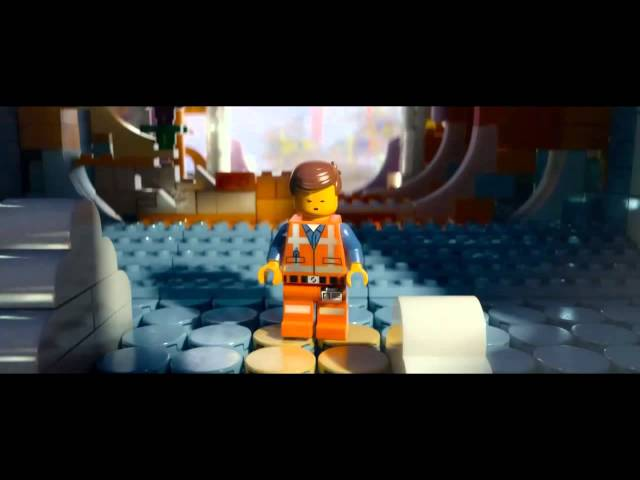 Uma Aventura LEGO (The LEGO) Official Trailer 2014 HD Dublado