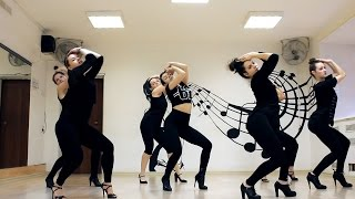 Ariana Grande - Break Free / Inna Apolonskaya / High Heels | Go-go Dance choreography