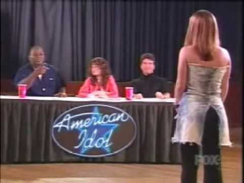 Kelly Clarkson Audition Season 1 American Idol Best Auditions Ever