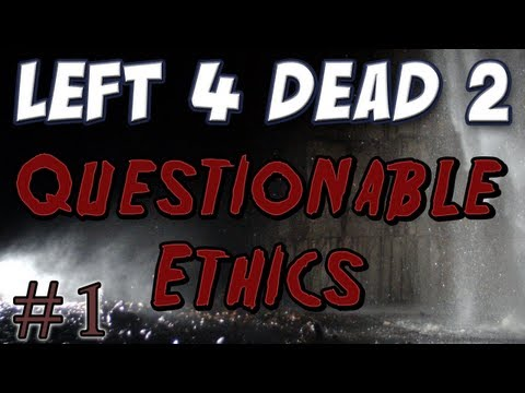 Yogscast Left 4 Dead 2 Part 1 Questionable Ethics