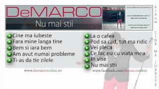 DeMARCO – Nu mai stii 2012