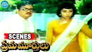 Prema Murthulu Movie Scenes - Allu Rama Lingaiah, Rao Gopal Rao, Lakshmi, Murali Mohan Nice Scene - IDREAMMOVIES