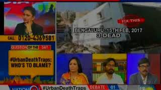 Urban Death Traps: Blatant Violations, Rules Flouted- Who's To Blame? - NEWSXLIVE