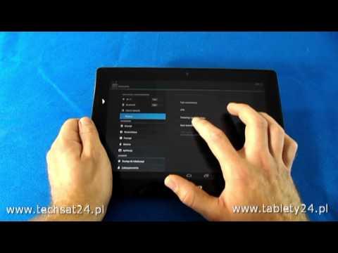 Lenovo S6000 - konfiguracja darmowego internetu AERO2 na tablecie