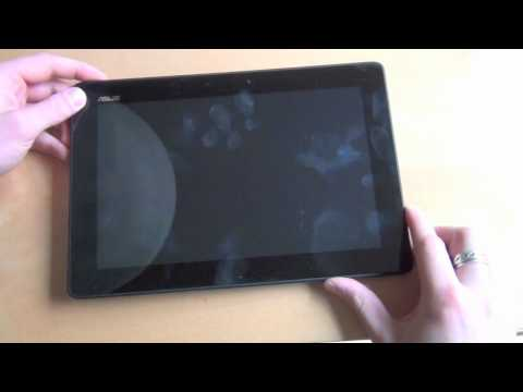 Asus Transformer Pad TF300T Overview