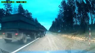 Лобовое столкновение маршрутки и легкового авто в Барановичском районе