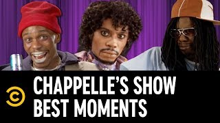 Everything You've Ever Quoted from Chappelle's Show - COMEDYCENTRAL