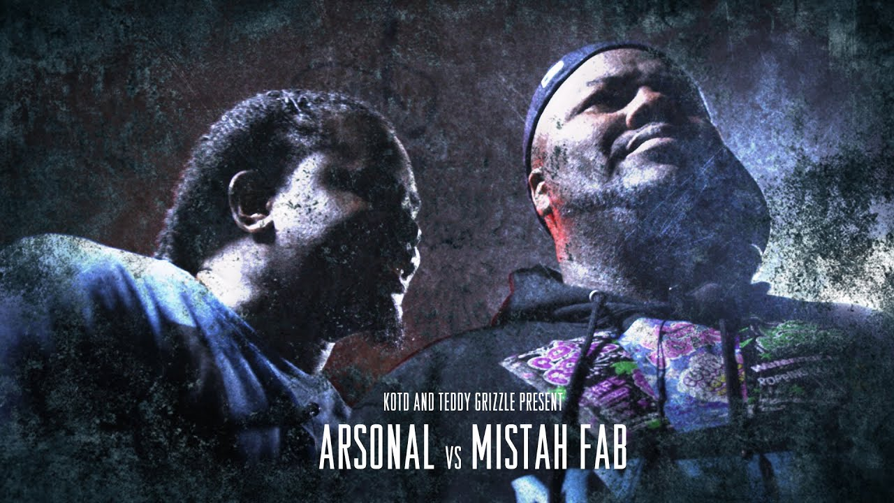 Mistah FAB vs. Arsonal at Battle Of The Bay 7 (Full Battle)