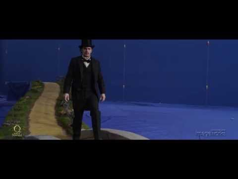 Oz The Great and Powerful - China Town Shot Build