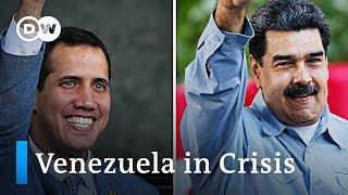 Venezuela: Maduro and Guaido battle over aid and music concerts | DW News - DEUTSCHEWELLEENGLISH