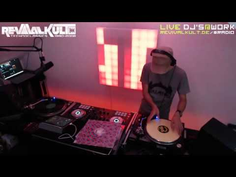 Techno Classics // LIVE-Mitschnitt, Part4, 25.08.2014 // DJ YOKO // Hardtrance // 1993-1998