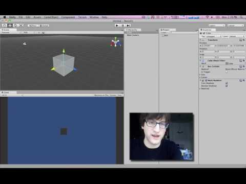 Unity Tutorial 01: Part 1: